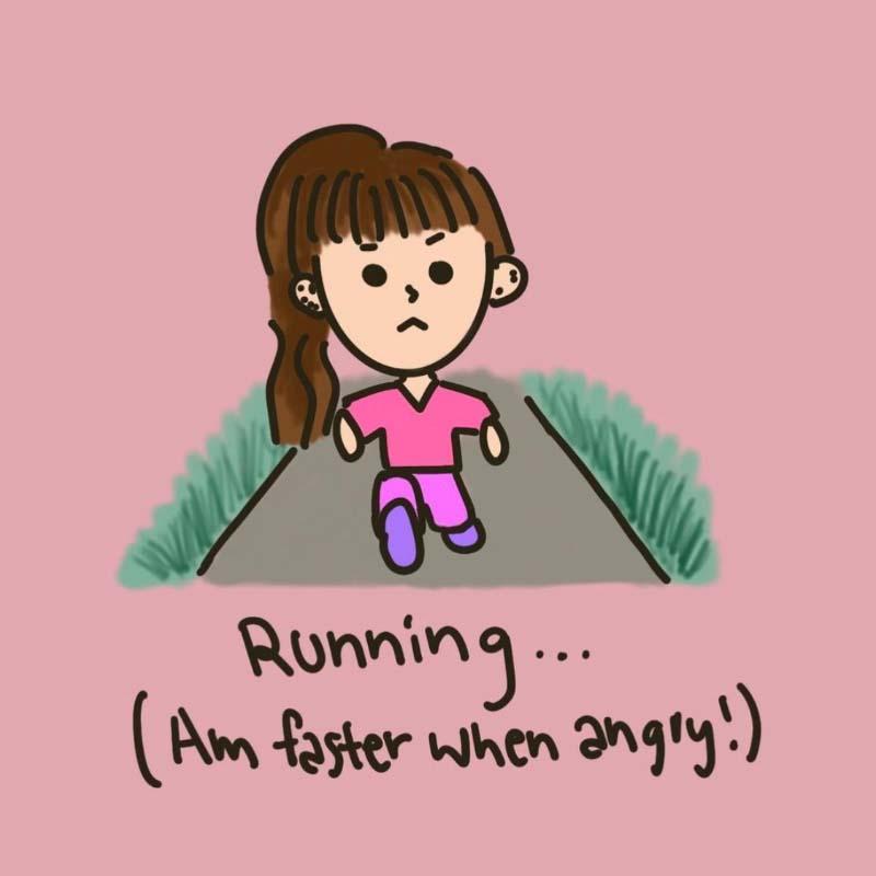 ccmonstersart doodles (running)