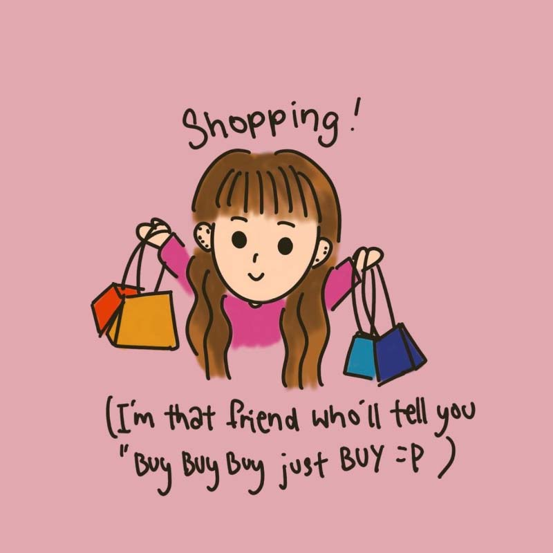 ccmonstersart doodles-shopping