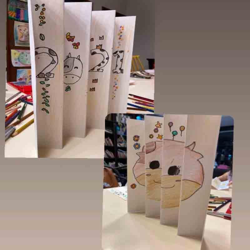 CNY Craft ideas - Zoey's Agamograph