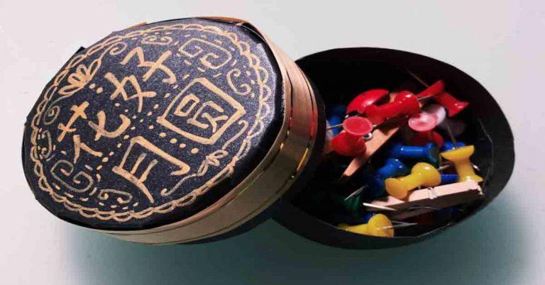 Mid-Autumn Festival Craft Ideas - Customised Box