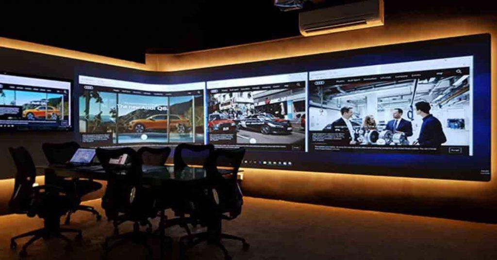 Immersive Tech Singapore - Immersive Collaborative Space Development