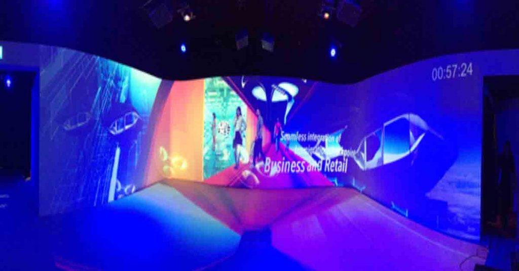 Immersive Tech Singapore: immersive Theatre Experience