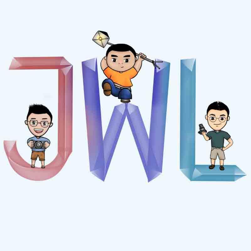 Logo Design for JWL Photography